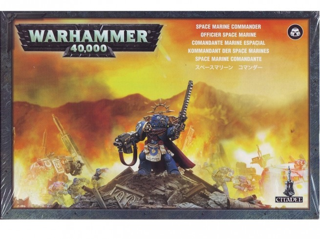 Warhammer 40,000: Space Marine Commander