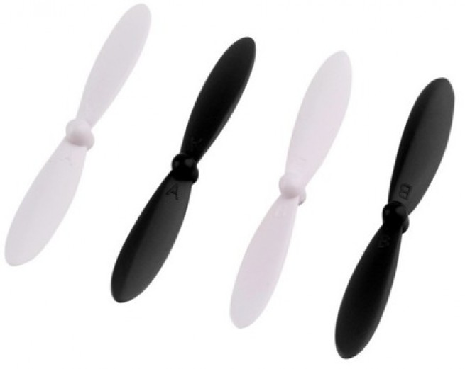 Propellers for Hubsan  X4  107