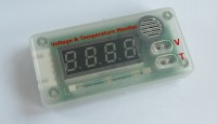 Hobby King Voltage & Temperature Monitor 26S (0150C)