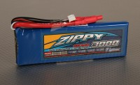 Akumulator Flightmax Zippy 3000mAh 2S1P 40C