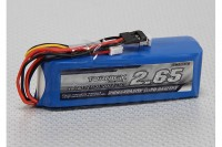 Akumulator Turnigy 2650mAh 3S 1C do nadajnika