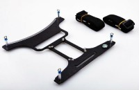 Carbon Fiber Transmitter Tray for JR9X/9XII/DSX9
