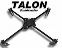 Węglowa Rama do Quadcoptera Talon