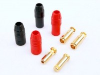 AMASS AS150 7 mm goldplated fire plug