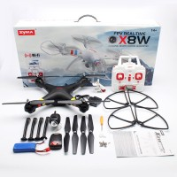 Quadcopter Syma X8W 2.4GHz with video camera FPV