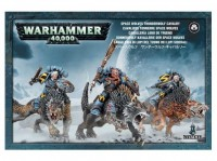 Warhammer 40,000: Space Wolves Thunderwolf Cavalry