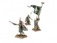 Warhammer: Wood Elves Eternal Guard