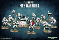Warhammer 40,000: Tau Empire Fire Warriors