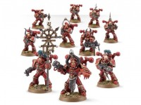 Warhammer 40,000: Chaos Space Marine Squad