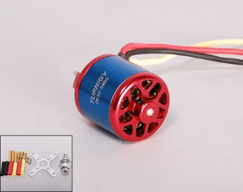 Turnigy 2632 3400kV do heli