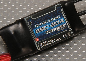 Regulator Turnigy Super Brain 20A