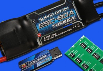 Regulator Turnigy Super Brain 80A