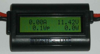 Watt Meter & Power Analyzer