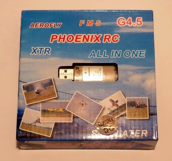 Interfejs USB do RealFlight G4
