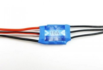 Regulator fast PWM ESC iPeaka iQ10A( Simon K firmware)