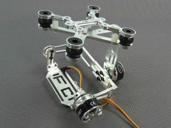 Brushless Gimbal do GoPro3