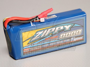 Akumulator Zippy Flightmax 8000mAh 4S1P 30C