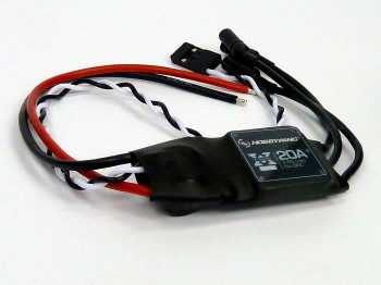 Hobbywing NEW Xrotor 20A Speed Controller for Multicopter XRT20W