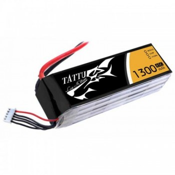 Akumulator Gens Ace TATTU 1300mAh 4S1P 45C do multikopterów
