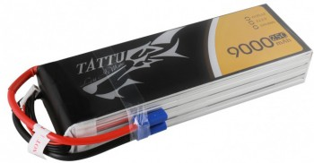Akumulator TATTU 9000mAh 6S1P 25C do multikopterów