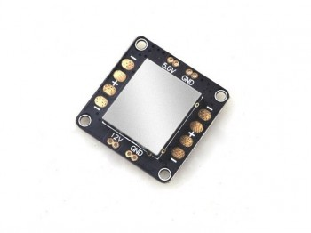 CC3D Power Distribution Board With 5V 12V Dual BEC Output Copper Shield PCB For QAV250 250mm