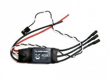 Hobbywing NEW Xrotor 40A Speed Controller for Multicopter XRT40W