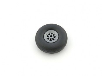 Rubber wheel 50mm rim