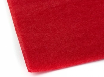 Japanese paper red (thin)