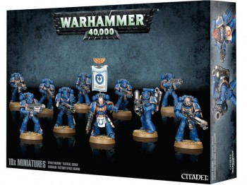Warhammer 40,000: Space Marine Assault Squad