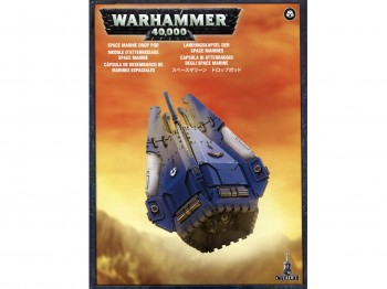 Warhammer 40,000: Space Marine Drop Pod