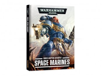Kodeks: Space Marines (EN)