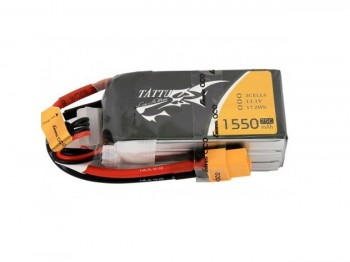Battery Tattu 1550mAh 11,1V 75C 3S1P