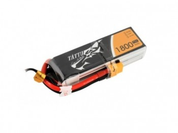 Battery Pack Tattu 1800mAh 14,8V 75C 4S1P