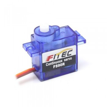 FEETECH Micro 360 Degree Continuous Rotation Servo