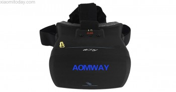 AOMWAY 5.8G 40Ch 800 x 480 FPV GOGGLES/Video Glasses
