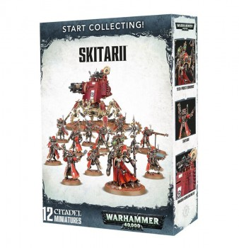 Start Collecting! Skitarii (7059)