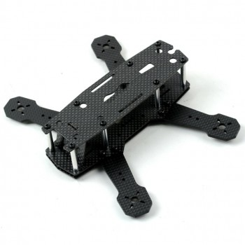zmr180 Full Carbon 4axis Racing Quadcopter Frame Kit