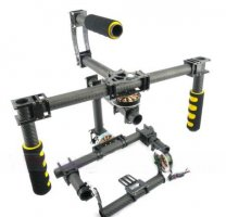 Gimbal brushless 3 osiowy Steadicam