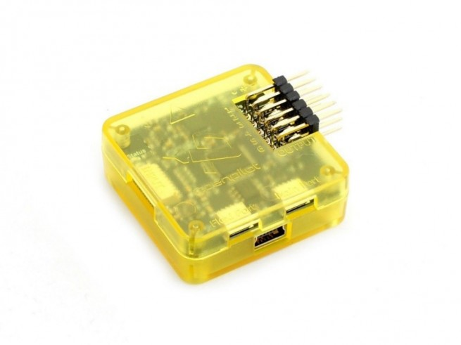 Side-Pin-CC3D-Open-Source-Flight-Controller-32-Bits-Processor-with-Case-SE