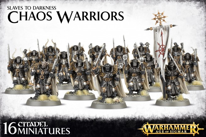 Warhammer: Chaos Warriors