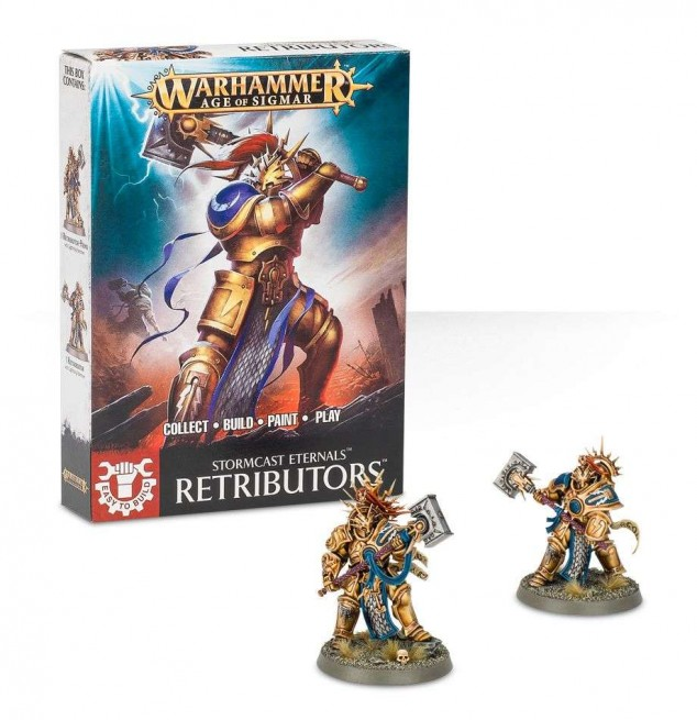 Warhammer: Retributors