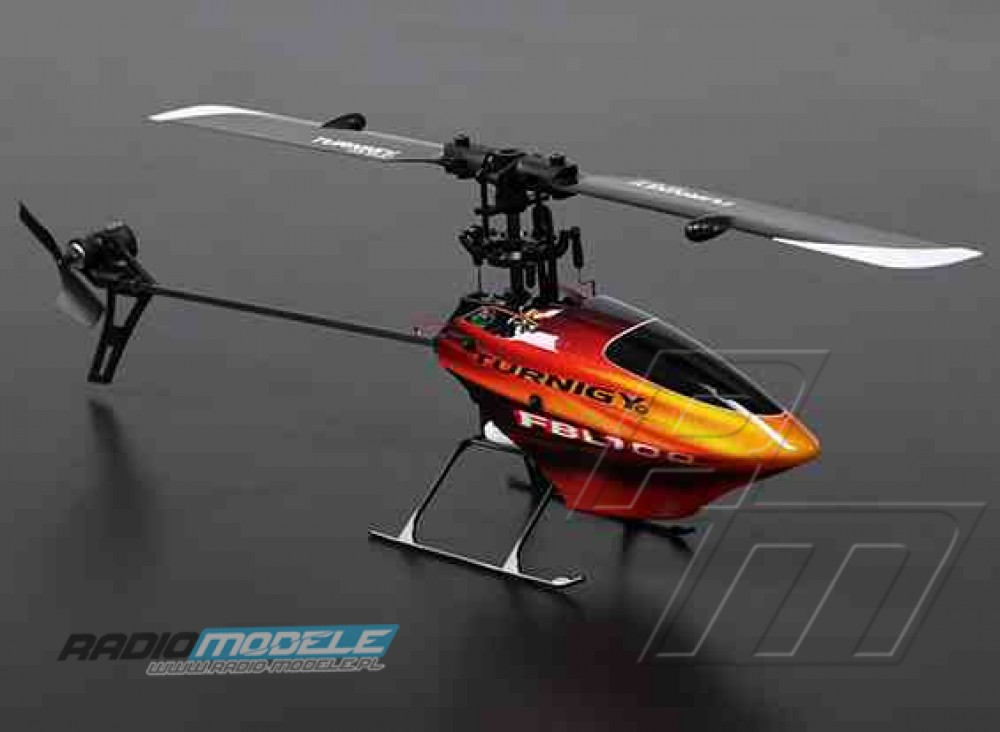 Turnigy FBL100 3D Mikro Helikopter (RTF) (Mode 2)