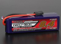 Akumulator Turnigy nanotech 8400mah 3S 40~80C (TRA2878 Slash VXL/Slash 4x4 compatible)