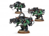 Warhammer 40,000: Ork Lootas and Burnas