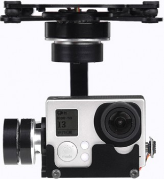 XCAM A103H do GOPRO 3osiowy Gimbal