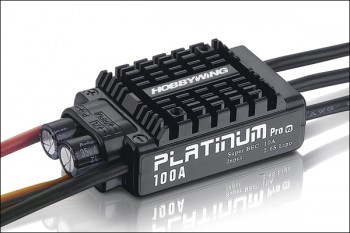 Regulator Hobbywing 100A Platinum