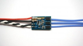 Mini regulator ESC SuperN 10A( Simon K firmware)