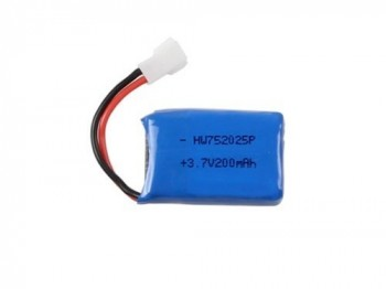 Battery 200mAh to the Syma X11 and X13