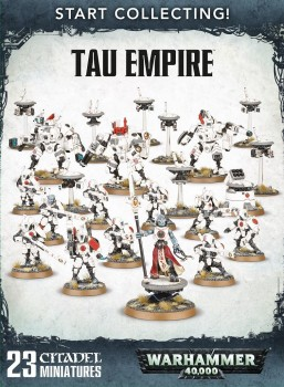 Start Collecting! Tau Empire (7056)